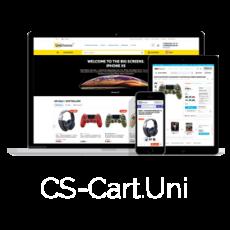CS-Cart + UniTheme