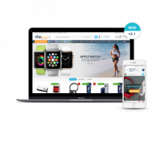 Multi-Vendor Template VIVAshop